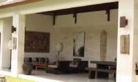 Indoor Living and Dining Area - Villa Chocolat - Seminyak, Bali