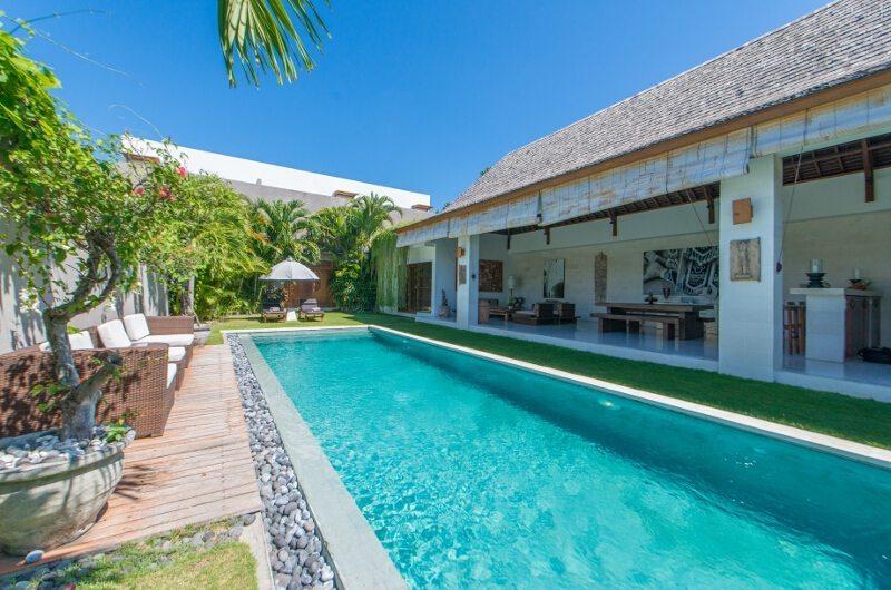 Swimming Pool at Day Time - Villa Chocolat - Seminyak, Bali