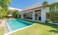 Private Pool at Day Time - Villa Chocolat - Seminyak, Bali
