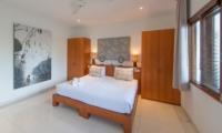 Bedroom with Wardrobes - Villa Chocolat - Seminyak, Bali