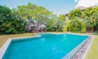 Pool Side Trees - Villa Chocolat - Seminyak, Bali