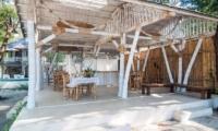 Dining Area - Villa Coral Flora - Gili Trawangan, Lombok