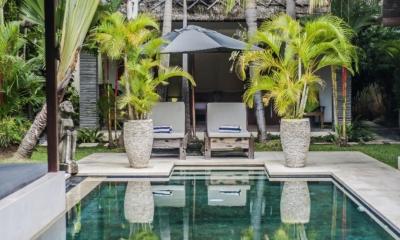Sun Beds - Villa Damai - Seminyak, Bali