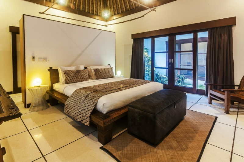 Bedroom with Garden View - Villa Damai - Seminyak, Bali
