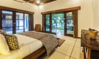 Bedroom with Outdoor View - Villa Damai - Seminyak, Bali