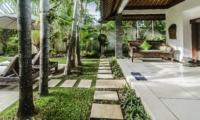 Outdoor Seating Area - Villa Damai - Seminyak, Bali
