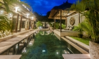 Pool at Night - Villa Damai - Seminyak, Bali