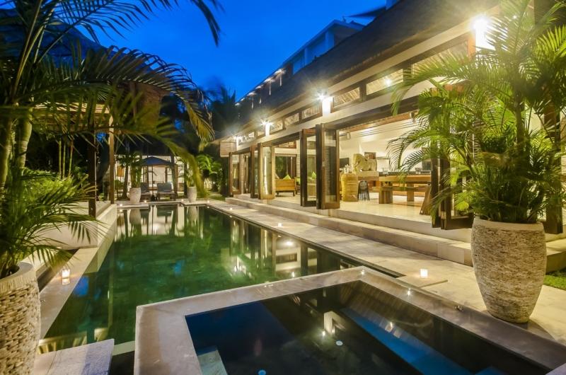 Night View - Villa Damai - Seminyak, Bali