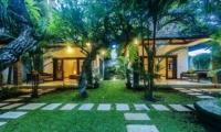 Gardens at Night - Villa Damai - Seminyak, Bali
