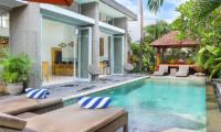 Pool Side - Villa Damai Aramanis - Seminyak, Bali