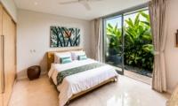 Bedroom with View - Villa Damai Aramanis - Seminyak, Bali