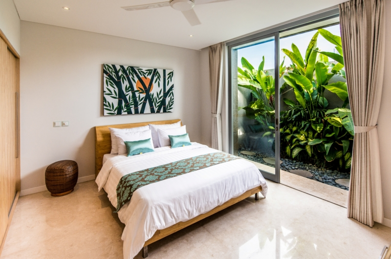 Bedroom with View - Villa Damai Aramanis - Seminyak, Bali