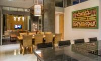 Living, Kitchen and Dining Area - Villa Damai Aramanis - Seminyak, Bali