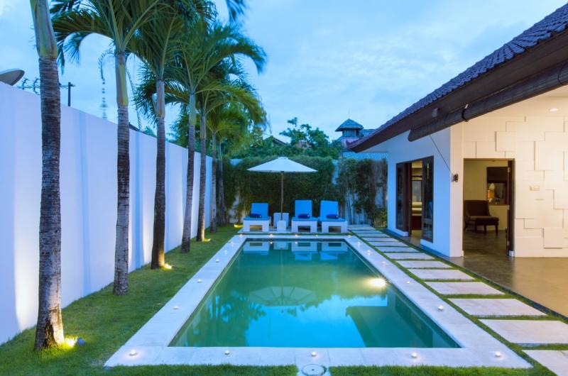 Pool - Villa Damai Lestari - Seminyak, Bali