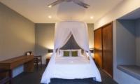 Bedroom with Mosquito Net - Villa Damai Lestari - Seminyak, Bali