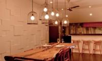 Dining Area with Breakfast Bar - Villa Damai Lestari - Seminyak, Bali