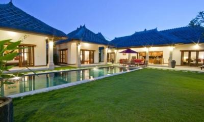 Gardens and Pool - Villa Darma - Seminyak, Bali