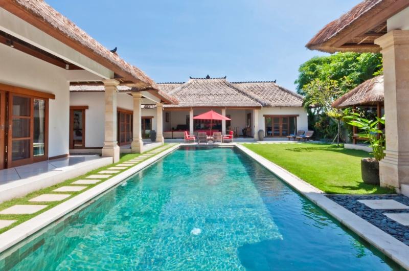 Pool - Villa Darma - Seminyak, Bali
