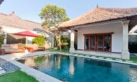Sun Beds - Villa Darma - Seminyak, Bali
