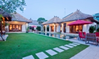 Pool Side - Villa Darma - Seminyak, Bali