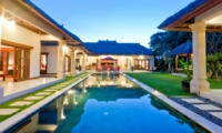 Pool View - Villa Darma - Seminyak, Bali