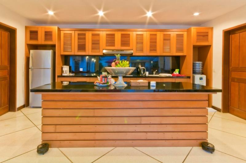 Kitchen Area - Villa Darma - Seminyak, Bali