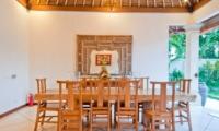 Dining Area - Villa Darma - Seminyak, Bali