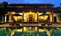 Night View - Villa De Suma - Seminyak, Bali