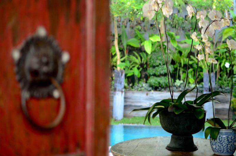 Entrance - Villa De Suma - Seminyak, Bali