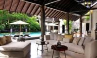 Living Area - Villa De Suma - Seminyak, Bali