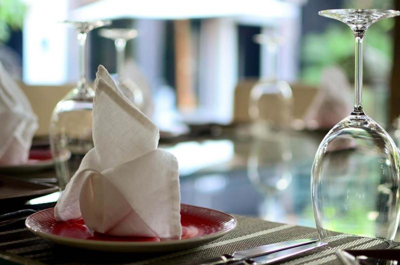 Dining Area - Villa De Suma - Seminyak, Bali