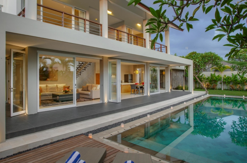 Swimming Pool - Villa Delmar - Canggu, Bali