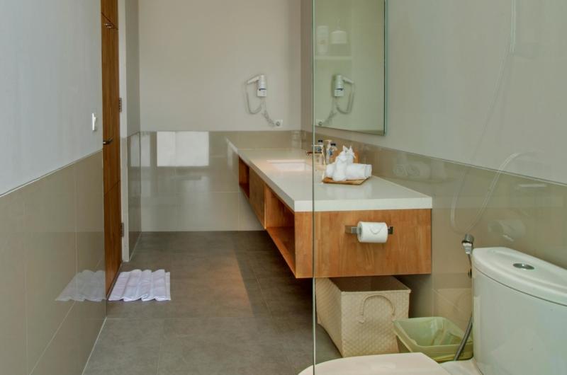 Bathroom - Villa Delmar - Canggu, Bali