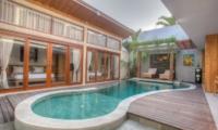 Sun Beds - Villa Denoya - Seminyak, Bali