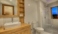 Bathroom with Shower - Villa Denoya - Seminyak, Bali