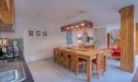 Kitchen Area - Villa Denoya - Seminyak, Bali