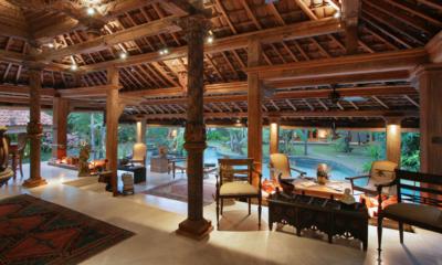 Living Area - Villa Des Indes 1 - Seminyak, Bali