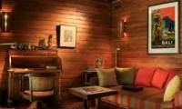 Lounge Room - Villa Des Indes 1 - Seminyak, Bali