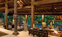 Seating Area - Villa Des Indes 1 - Seminyak, Bali