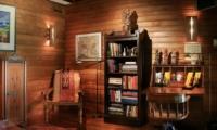 Study Room - Villa Des Indes 1 - Seminyak, Bali