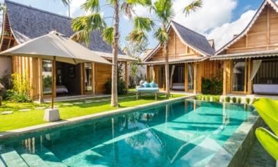 Pool Side - Villa Du Bah - Kerobokan, Bali