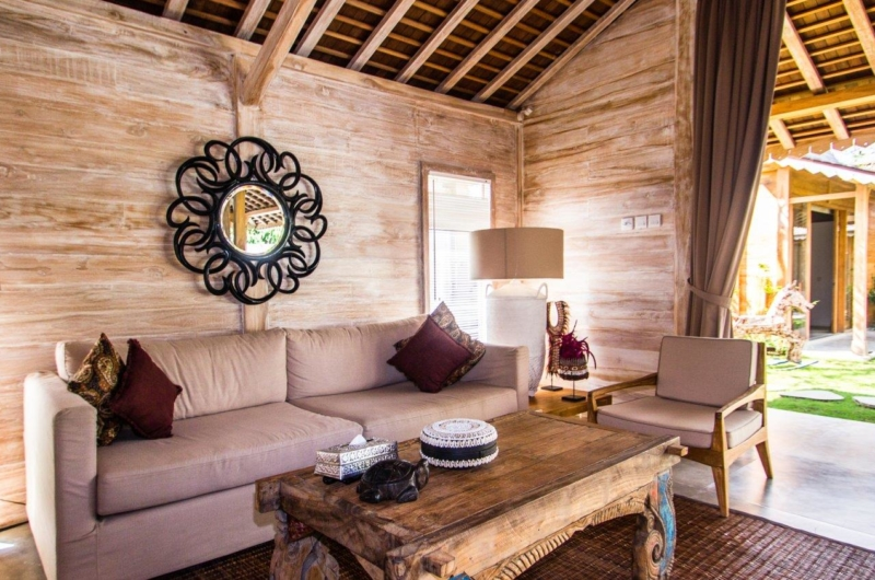 Living Area - Villa Du Bah - Kerobokan, Bali