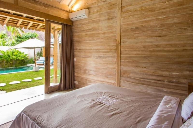 Bedroom with Pool View - Villa Du Bah - Kerobokan, Bali