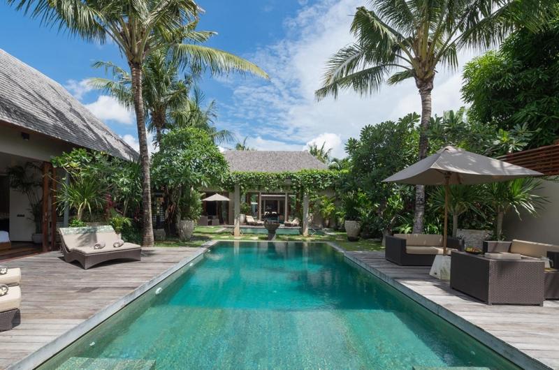 Swimming Pool - Villa Eshara - Seminyak, Bali