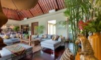 Living Area - Villa Eshara - Seminyak, Bali
