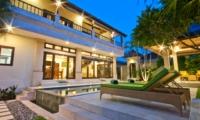 Sun Beds - Villa Gading - Seminyak, Bali