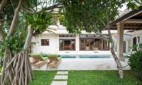 Gardens and Pool - Villa Gading - Seminyak, Bali
