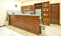 Kitchen Area - Villa Gading - Seminyak, Bali