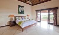 Bedroom with View - Villa Gading - Seminyak, Bali