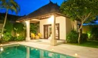 Night View - Villa Gading - Seminyak, Bali